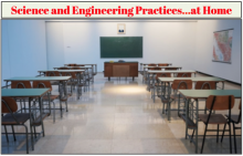 text: Science & Engineering Practices...at Home